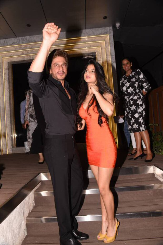 Shahrukh khan daughter