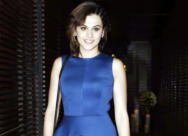 Here's why Taapsee Pannu collaborated with the group East India Comedy