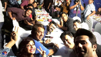 WOW! Here's how Varun Dhawan, Jacqueline Fernandez and the rest of the Judwaa 2 cast celebrated Iftaar