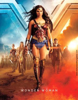 Wonder Woman Eng movie