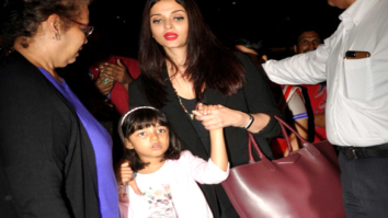 Aishwarya Rai Bachchan and many more snapped at the airport