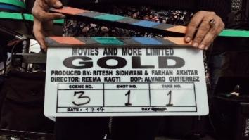 Akshay Kumar starrer Gold