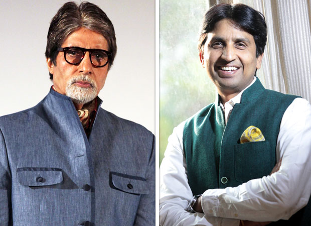 Amitabh Bachchan slaps notice to AAP leader Kumar Vishwas over copyright infringement case