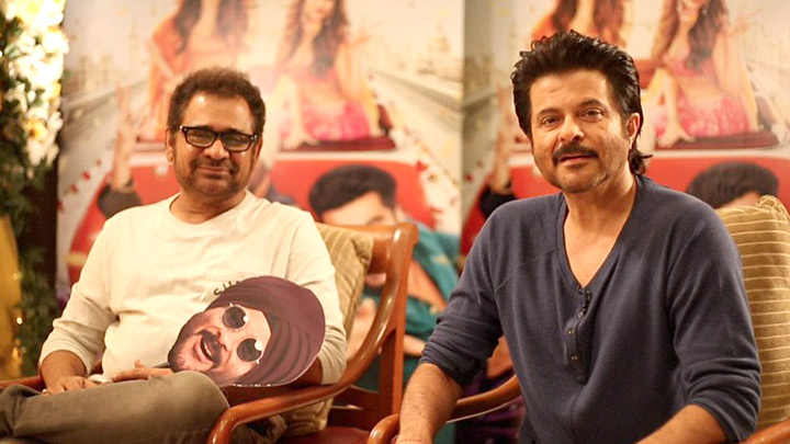 Anil Kapoor & Anees Bazmee PLAY The SUPERB How Well Do You