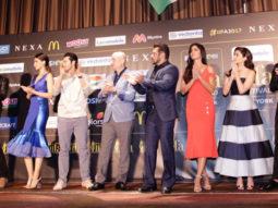 BEST BITS From IIFA Opening Press Conference New York  Salman Khan  Katrina Kaif  Alia Bhatt