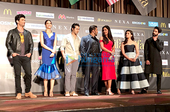 Celebs grace Shuruaat Gala dinner IIFA Societal Innovation Summit at IIFA Awards 2017