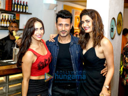 Celebs grace the grand launch party of '+91 - Progressive Indian Dining' in Juhu