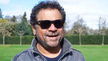 Check Out 'King Of Comedy' Anees Bazmee In Making Of Mubarakan vid
