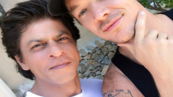 Check out Shah Rukh Khan meets Diplo and teases a new collaboration