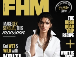 Kriti Sanon On The Cover Of FHM