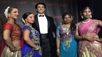 FIRST LOOK OMG! Ranveer Singh's wax figure gets launched on his 31st birthday