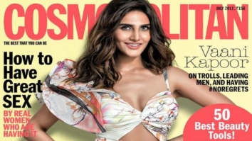 HOT Vaani Kapoor sets your heart ablaze on the cover of Cosmopolitan-1