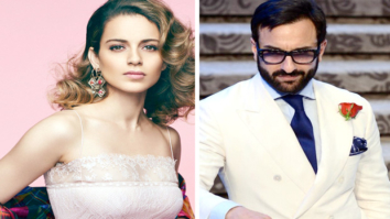 Kangna Ranaut writes an open letter as a response to Saif Ali Khan's apology over IIFA 2017 nepotism controversy