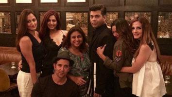 Post IIFA 2017, Karan Johar parties with Hrithik Roshan, Gauri Khan, Sonali Bendre-1