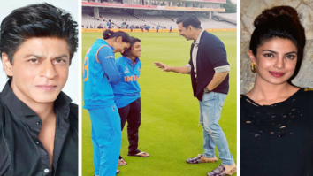 Shah Rukh Khan, Akshay Kumar, Anushka Sharma, Priyanka Chopra, Shahid Kapoor and others cheer up Indian's women's cricket team post their loss