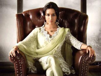 Shraddha Kapoor to dub for Haseena Parkar with facial prosthetics