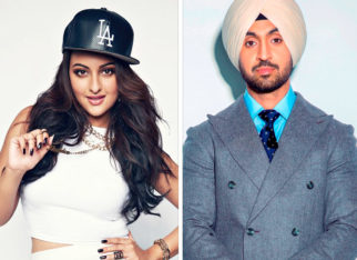 Sonakshi Sinha commences shoot for IIFA movie with Diljit Dosanjh