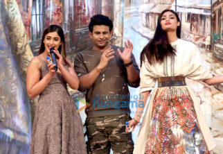Team of 'Mubarakan' promotes their film on The Drama Company