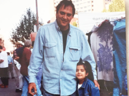 Trishala Dutt shares cute childhood picture with grandfather Sunil Dutt