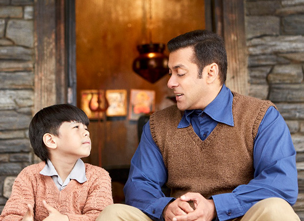 Making of Shah Rukh Khan's magical cameo in Salman Khan's 'Tubelight'!