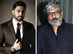 WHAT? Abhishek Bachchan finalized for Sanjay Leela Bhansali's Sahir Ludhianvi biopic?