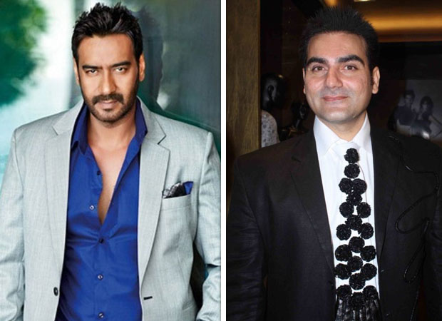 Wow ajay devgn and arbaaz khan become first bollywood actors to ajay devgn and arbaaz khan become first bollywood actors to lend their voices for altavistaventures Gallery