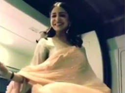 Watch Anushka Sharma happily twirls in this Shah Rukh Khan directed video