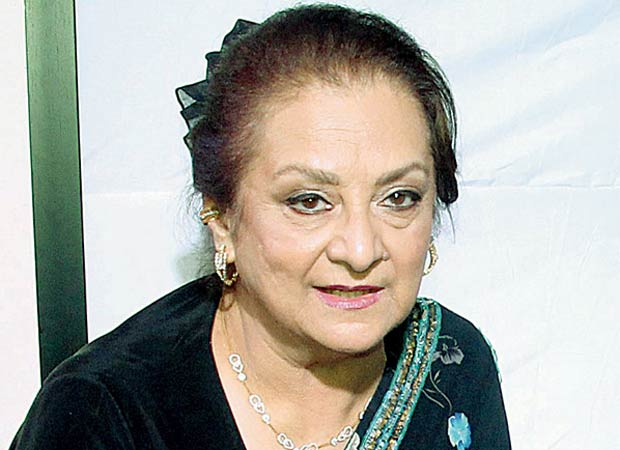 """Dilip Kumar has improved"" - Saira Banu"