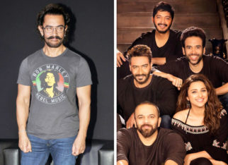 """I don't think there is any clash"" – Aamir Khan on Secret Superstar and Golmaal Again releasing together on Diwali features"