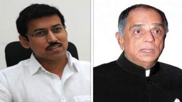 """""""Rajyavardhan Rathore made me look like the Sanskaari villain"""" - Pahlaj Nihalani hits out at all those in power"""