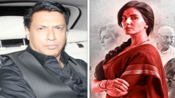 A lot of people didn't support Indu Sarkar fearing political ramifications-Madhur Bhandarkar features