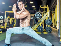 Acrobatic Tiger Shroff Training INTENSELY For Boxing Scenes In Baaghi 2