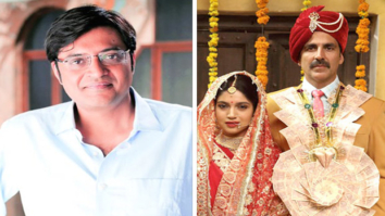 CBFC removes Arnab Goswami's reference from Toilet Ek Prem Katha, Arnab surprised