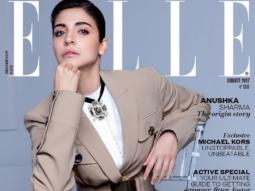Anushka Sharma On The Cover Of Elle
