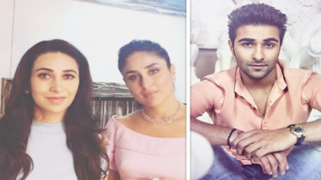 Kareena Kapoor Khan and Karisma Kapoor send best wishes to their cousin Aadar Jain for his debut film Qaidi Band features