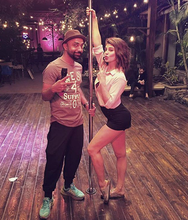 OMG! Jacqueline Fernandez's pole dance scenes in A Gentleman were chopped and here's why