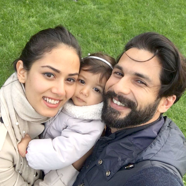 Shahid Kapoor's Pic With Misha, A Day Before her Birthday, Is ADORABLE