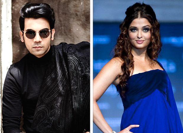 REVEALED Rajkummar Rao finalized to play the man opposite Aishwarya Rai Bachchan in Fanney Khan