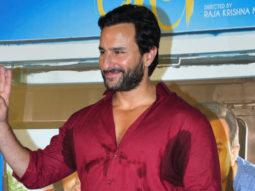 Saif Ali Khan REVEALS What He Feels About Star Kids Taimur Ali Khan Pataudi 'Chef' Trailer Launch videos