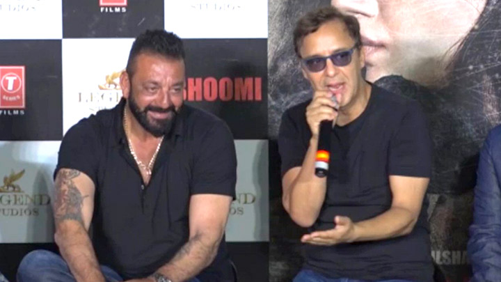 Sanjay Dutt's HILARIOUS Reply On Munna Bhai Series Is Must Watch!
