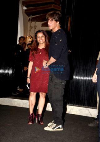 Shah Rukh Khan, Sushant Singh Rajput, Kriti Sanon and others grace Rohini Iyer's birthday bash