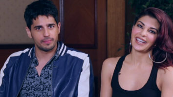 Sidharth Malhotra & Jacqueline Fernandez On Their CHEMISTRY, Promotions & A lot More  A Gentleman