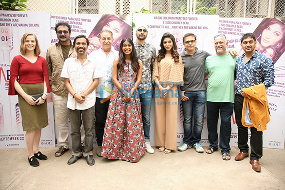 Trailer launch of 'Umeed'