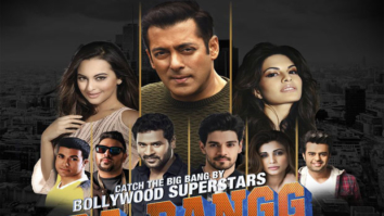 WOW! Salman Khan reveals the promotional poster of UK leg of Da-Bangg The Tour