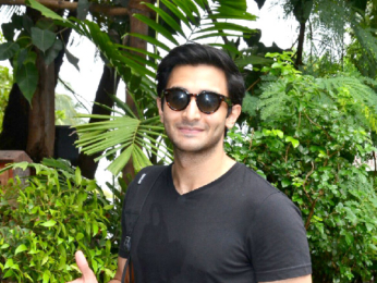 Rohan Mehra snapped post his gym session