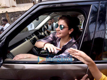 Anushka Sharma announced as the new ambassador for Cleanliness Drive