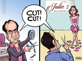 Bollywood Toons Sanskari Nihalani presents Julie2!