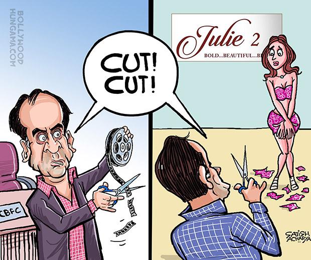 Bollywood Toons Sanskari Nihalani presents Julie2!