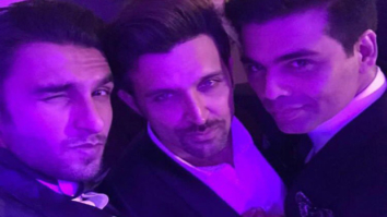 Check out Ranveer Singh, Hrithik Roshan, Karan Johar, Anil Kapoor, Sonam Kapoor party hard at a London wedding (1)