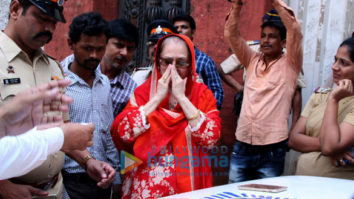 Dilip Kumar and Saira Banu wins property case in Bandra